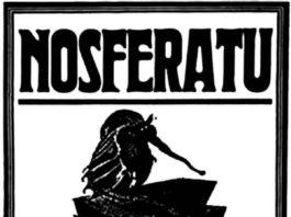 Nosferatu il vampiro - la locandina