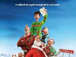 Il figlio di Babbo Natale - Locandina