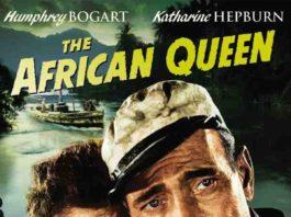 La Regina d'Africa - Locandina
