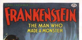 Frankenstein 1931 - la locandina