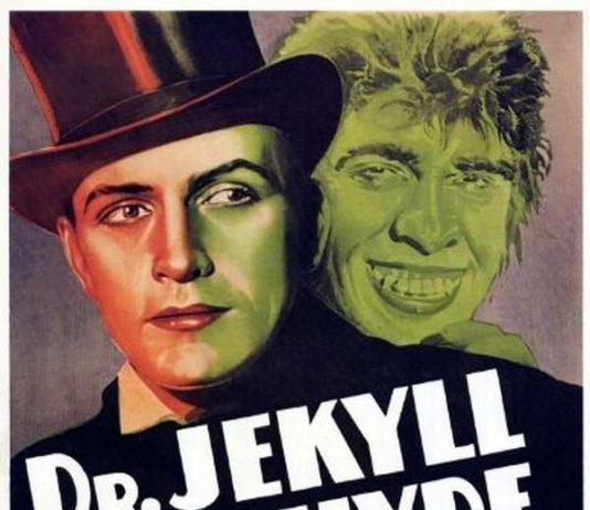 Il dottor Jekyll - 1931 - la locandina