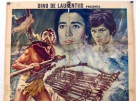 Le avventure di Ulisse - la locandina