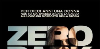 Zero Dark Thirty - la locandina