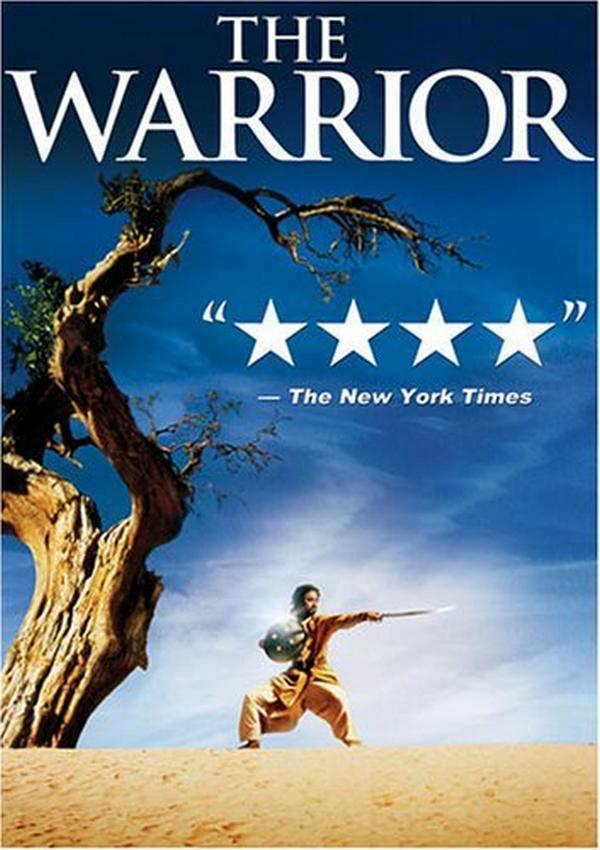 The Warrior - 2001 - la locandina