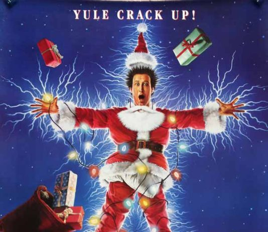 Un Natale esplosivo - Locandina