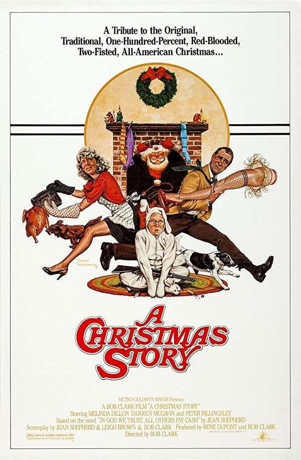 Una storia di Natale - Locandina